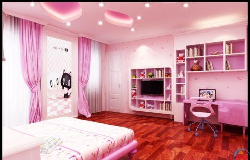 Làm vách thạch cao phòng ngủ - Lựa chọn tối ưu cho gia đình bạn